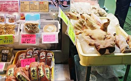 日本沖繩那霸自由行必訪景點行程第一牧志公設市場