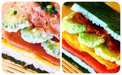 日本沖繩那霸自由行必訪景點第一牧志公設市場豬肉蛋飯糰本店