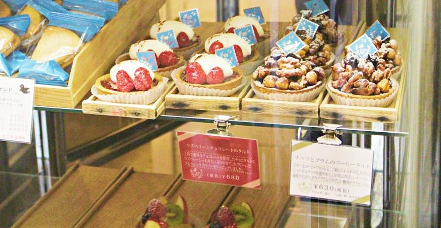 日本沖繩那霸自由行景點行程安排必吃甜點店家推薦oHacorte法式水果塔專門店港川外人住宅街小祿泉崎