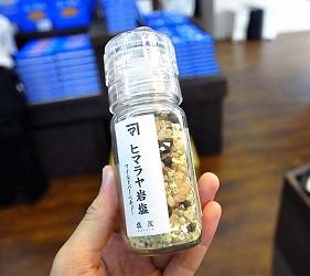 冲绳伴手礼名产推荐!「盐屋」的喜马拉雅岩盐BBQ风味