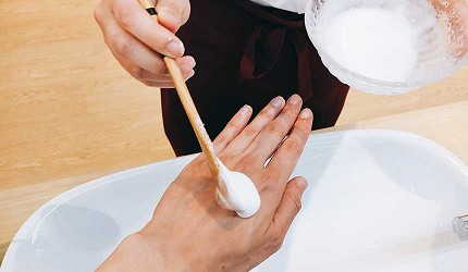 冲绳伴手礼名产推荐!「盐屋」商品全天然雪盐的细致粉末