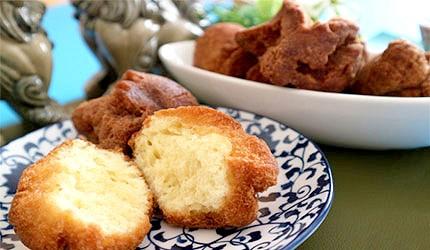 冲绳土产伴手礼沙翁开口笑炸甜甜圈