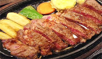 沖繩美食國際通大牛排