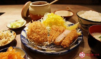冲绳那霸阿古猪涮涮锅与猪排专门店推荐「冲绳猪排食堂岛豚屋」的猪排