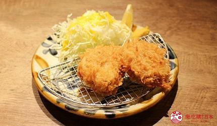 冲绳那霸阿古猪涮涮锅与猪排专门店推荐「冲绳猪排食堂岛豚屋」的腰内肉猪排(ヒレカツ)