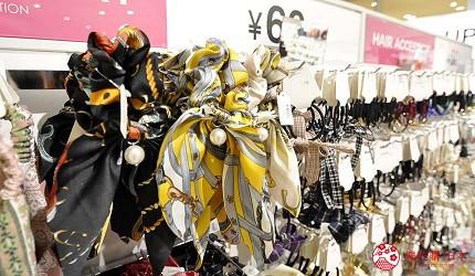 沖繩那霸有許多國際知名或本地有名氣的品牌進駐的新開購物中心「那霸OPA」內超受歡迎的「激安」飾品店「LUPIS」。
