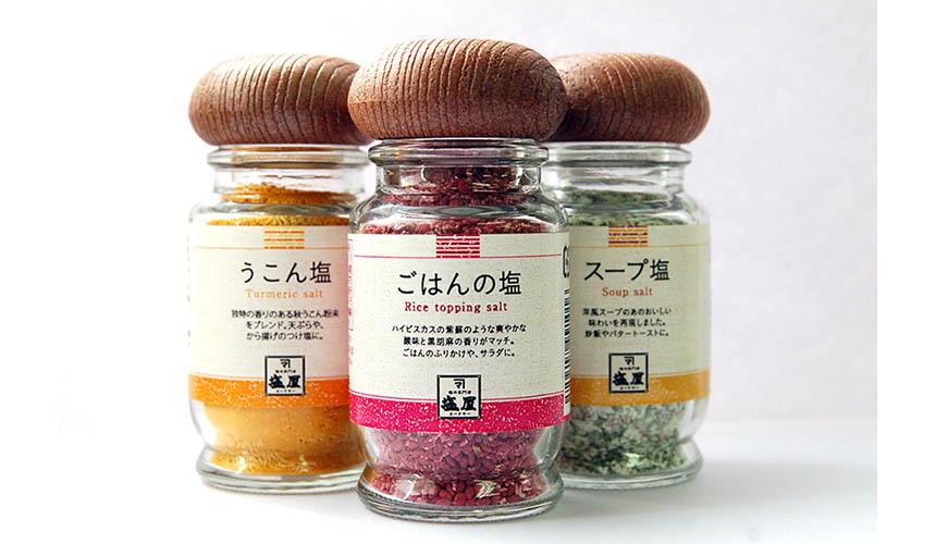 冲绳伴手礼名产推荐!「盐屋」店家的独家优惠