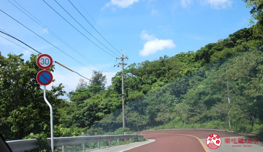 冲绳自驾游租车攻略介绍冲绳道路很滑