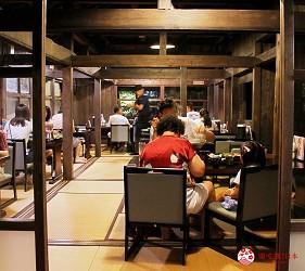 沖繩必吃美食推薦11選燒肉店家「百年古家大家」的百年木造用餐空間
