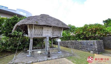 沖繩旅遊親子必去動物園「沖繩兒童王國」的FURUSATO-EN 故鄉園的糧倉