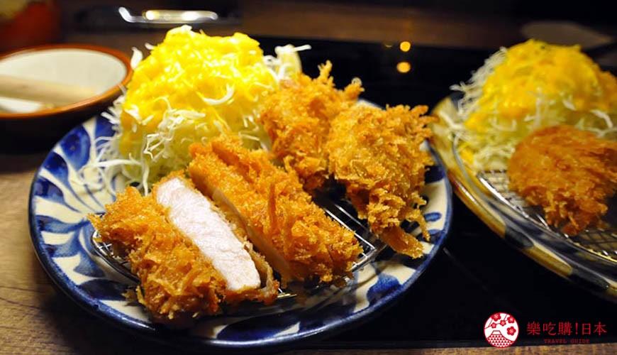 冲绳那霸阿古猪涮涮锅与猪排专门店推荐「冲绳猪排食堂岛豚屋」的炸猪排
