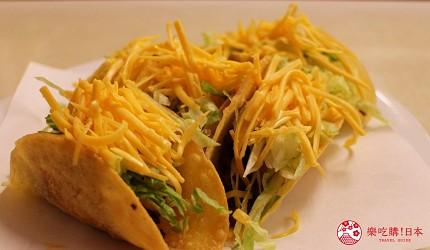 冲绳必吃美食推荐11选美国料理「杰克牛排」的墨西哥牛肉卷饼