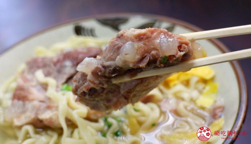 冲绳必吃美食推荐11选「浜屋」的冲绳面