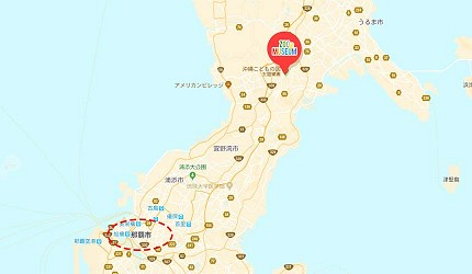 沖繩旅遊親子必去動物園「沖繩兒童王國」的那霸交通方式