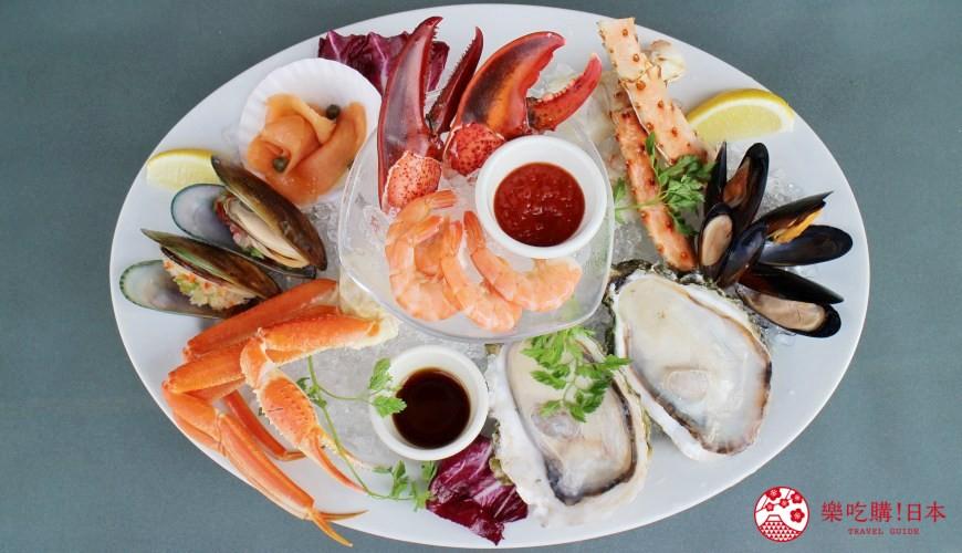 沖繩美國村超人氣名店「Red Lobster」沖繩北谷店至尊海鮮拼盤(アルティメイト・シーフードプラッター)