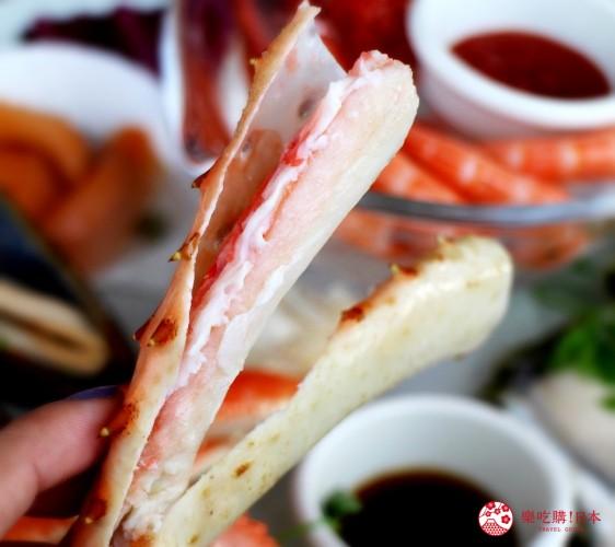 沖繩美國村超人氣名店「Red Lobster」沖繩北谷店至尊海鮮拼盤(アルティメイト・シーフードプラッター)的近照
