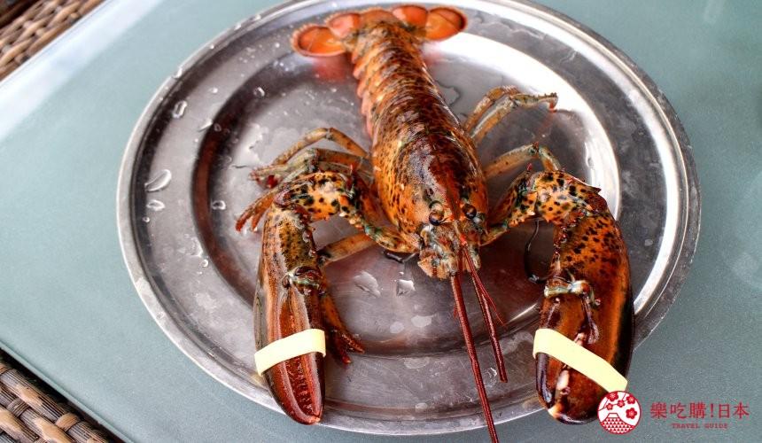 沖繩美國村超人氣名店「Red Lobster」的龍蝦
