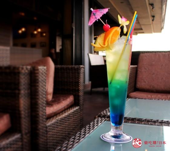 沖繩美國村超人氣名店「Red Lobster」沖繩北谷店特大型雞尾酒 BIG SIZE(BIGカクテル)