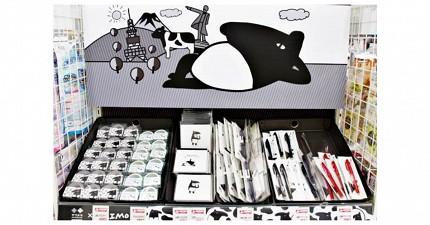 「札幌药妆 冲绳国际通店」买得到「LAIMO来貘」周边商品