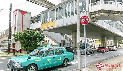 冲绳和服出租店推荐veni体验穿着南国传统琉装游冲绳可使用的单轨电车牧志站
