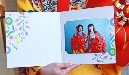 冲绳和服出租店推荐veni体验穿着南国传统琉装游冲绳的快冲实体照片